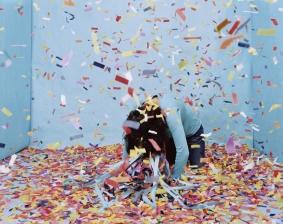 Sin título (Habitación turquesa #5), 2007 © Gina Osterloh