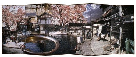 Cruce de fotografías, 1995 - 2010 © Kana Honda