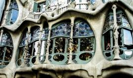 Antoni Gaudí. © María Eugenia Espino