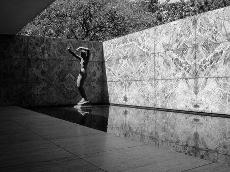 Mies Van Der Rohe. © María Eugenia Espino