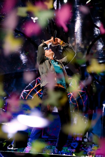 Coldplay. © Juan Pérez-Fajardo