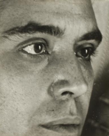 Juan Gris (1924), Man Ray