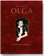 """Ellen von Unwerth: The Story of Olga"". Portada"