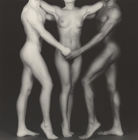 Ken and Lydia and Tyler. 1985. © Robert Mapplethorpe Foundation