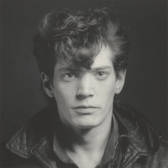 Autorretrato. 1980. © Robert Mapplethorpe Foundation