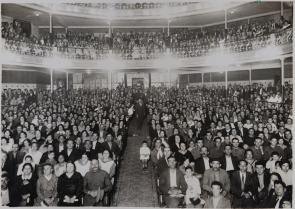 Teatro Español. Centre de Documentació i Museu de les Arts Escèniques. Institut del Teatre Fotografia: Índex Estudi Fotogràfic
