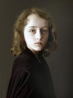 Sophie. 2012 © Pierre Gonnord