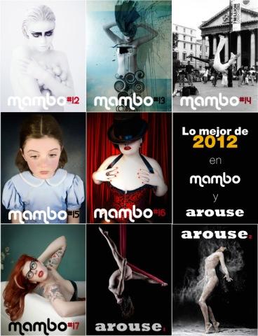 Lo mejor de 2012 en Mambo y Arouse