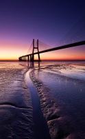 Mirada. Puente Vasco da Gama. © Luis Vigil-Escalera