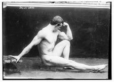 Billy Wood, entre 1910 y 1915. Biblioteca del Congreso de los Estados Unidos. LC-B2- 2470-8