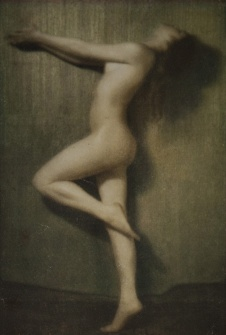 Karl Struss, 1919. Sin título. Museum of Photographic Arts. Donación de Eleanor Savage.