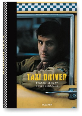 """Steve Schapiro. Taxi Driver""."