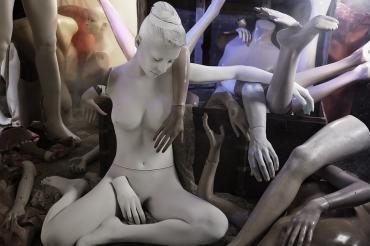 """""""Alive"""". Fotografía: Alfonso Barona"""
