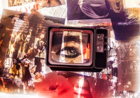 """""""Fusión TV 1"""" © Carmen Pascual Soler"""