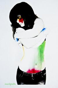 """""""When noone is looking"""", © María Prados"""