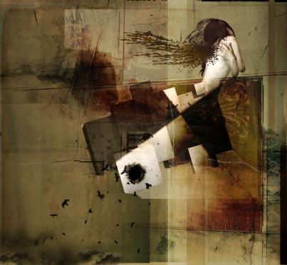 """""""El mensajero"""". © Mariana Palova"""